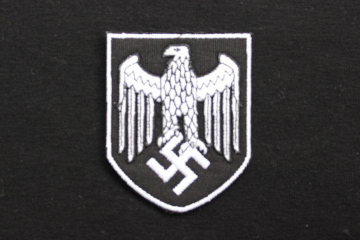 Wehrmacht Eagle Badge