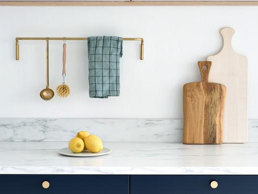 DIY : 5 astuces pour donner un coup de jeune à votre cuisine en un clin d'oeil