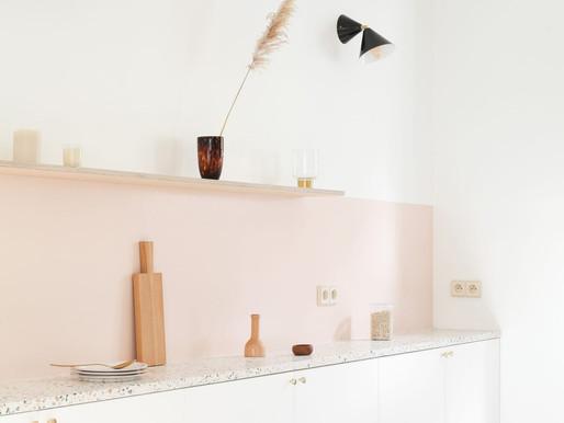 Inspiration : on adopte les floating shelves