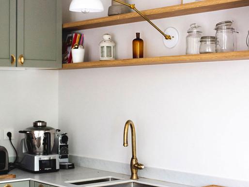 Comment créer une cuisine de style shaker?