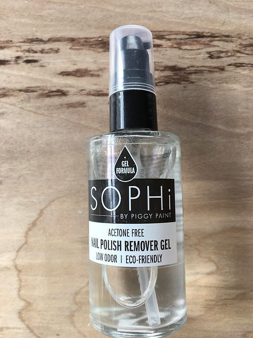 Sophi nail polish remover