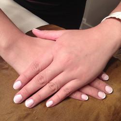 sophi nail polish manicure