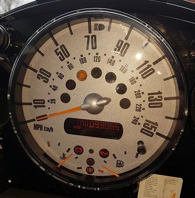 Ealing mileage correction