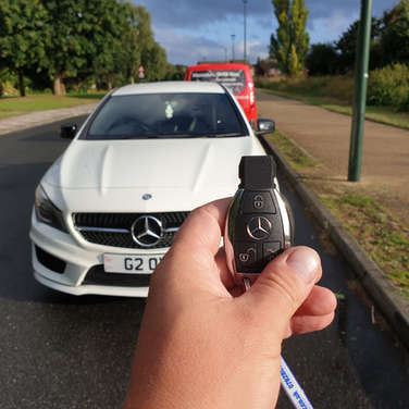 Mercedes auto Locksmith