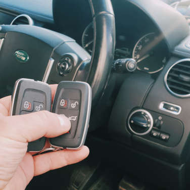 Land Rover Key replacement London