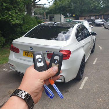 Bmw M3 key replacement