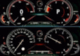 clock mileage correction