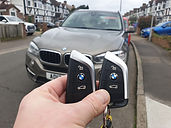 bmw x5 key replacement