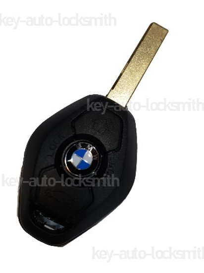 BMW Transponder Key