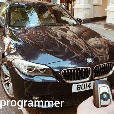 Bmw F10 auto locksmith