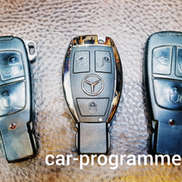 Mercedes W220 key replacement