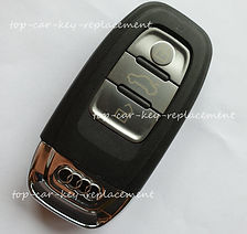 audi key replacement