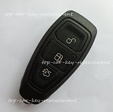 ford fiesta key replacement