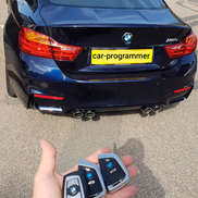 Bmw M4 key replacement