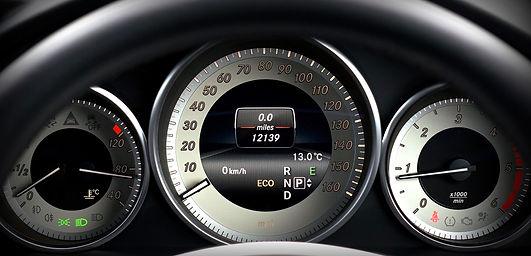 Mercedes dashboard retrofit