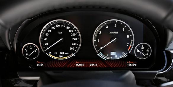 bmw dashboard coding