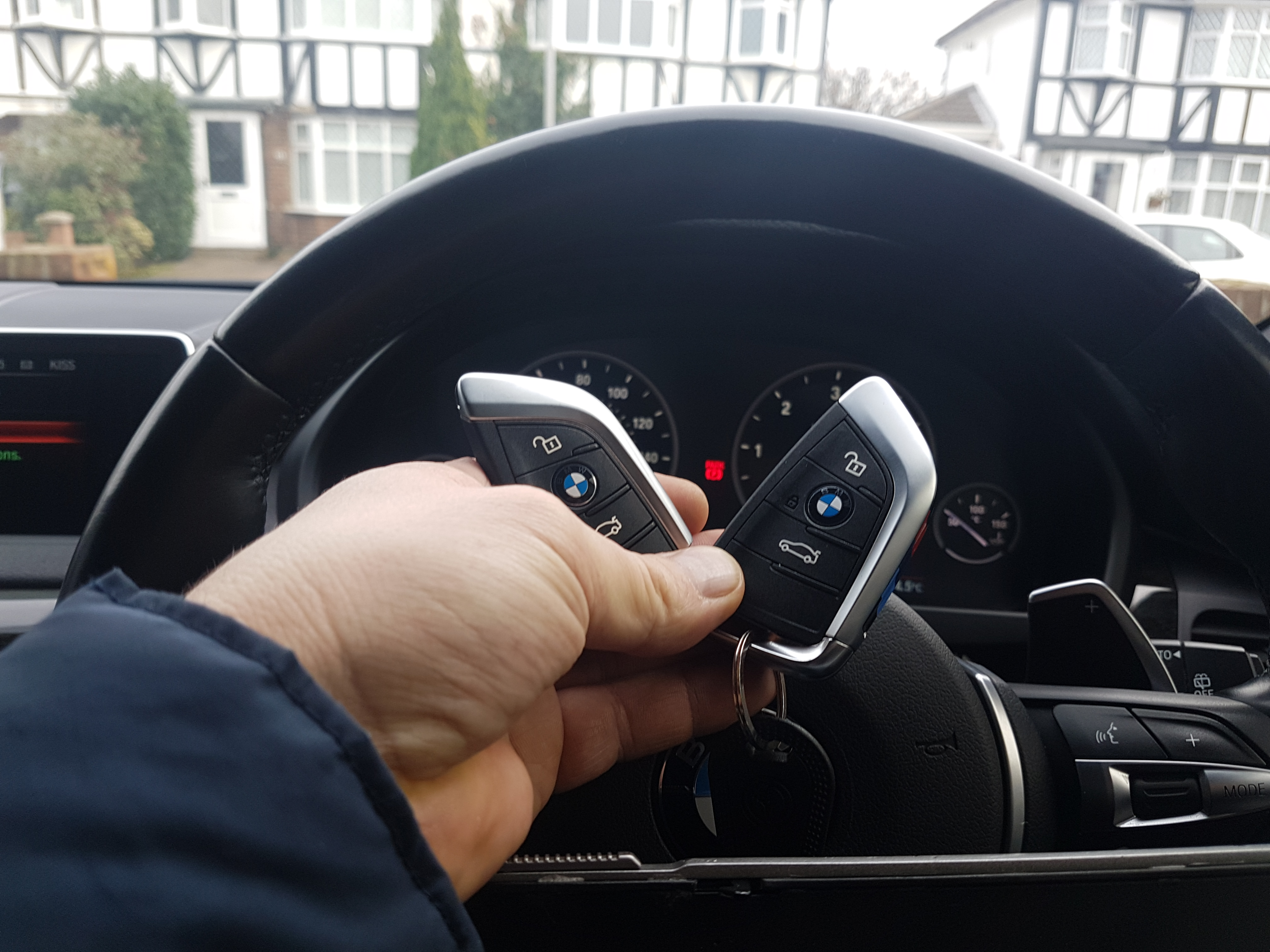 BMW X5 ADDITIONAL KEY