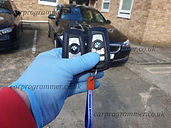 Bmw F10 key replacement