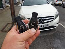 Mercedes keys specialists