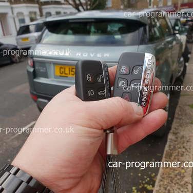 range rover sport spare remote uk
