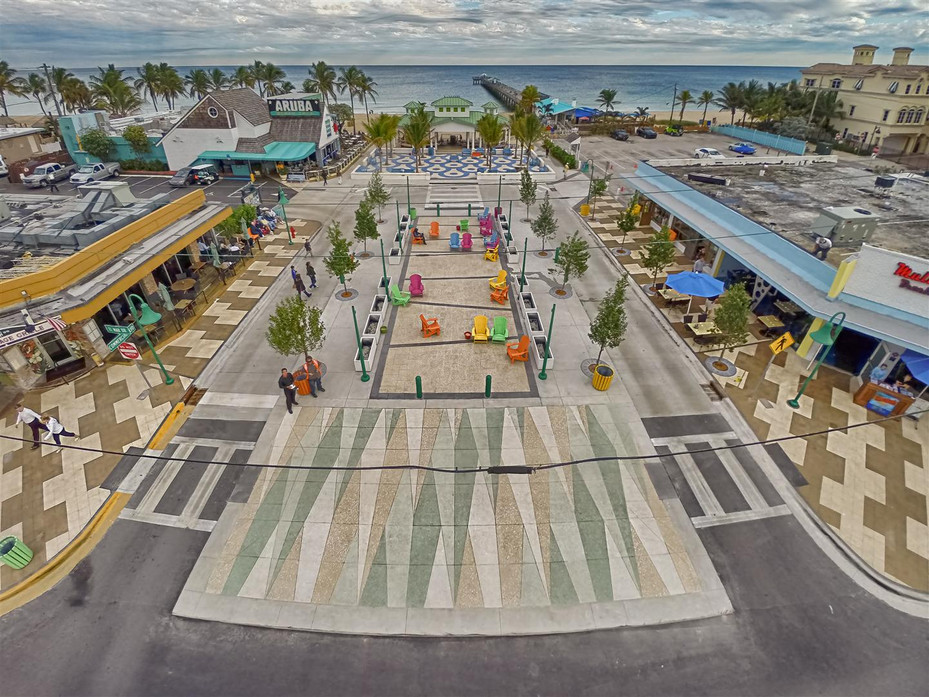 LBTS beach and dunes plaza
