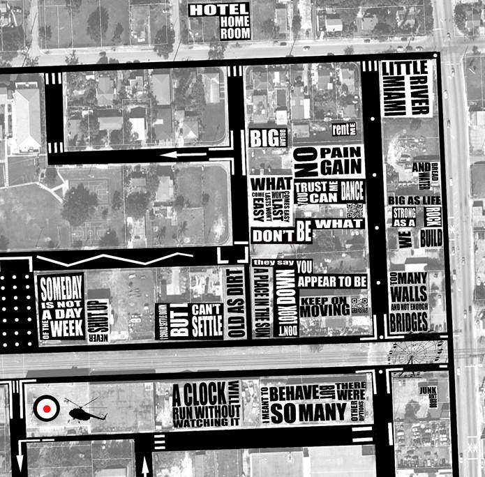 15-19 LITTLE RIVER master plan supergraphics detail