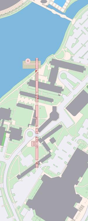 17-34 EL NORTE location map