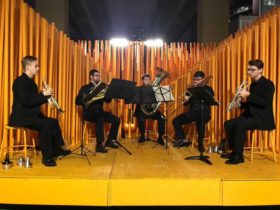 17-36 BRICKELL STAGE classical music