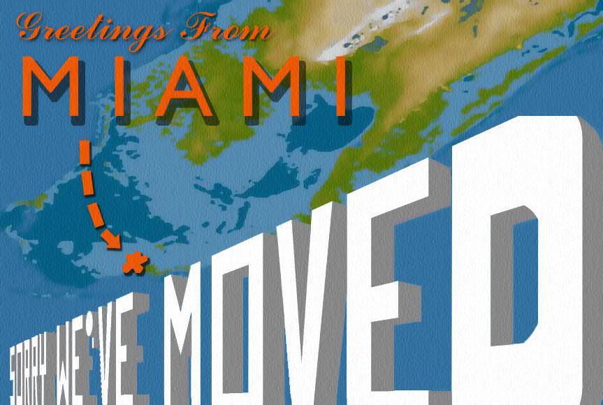 15-03 SORRY WE'VE MOVED postcard