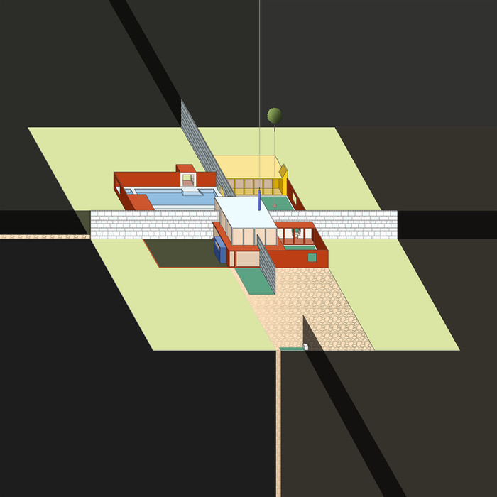 20-16 HOUSE OF THE WALLS 0420 diametric