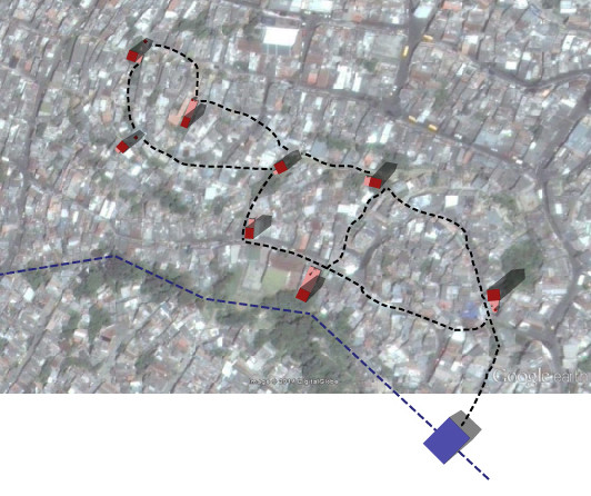 15-20 MEDELLIN TOWERS location map