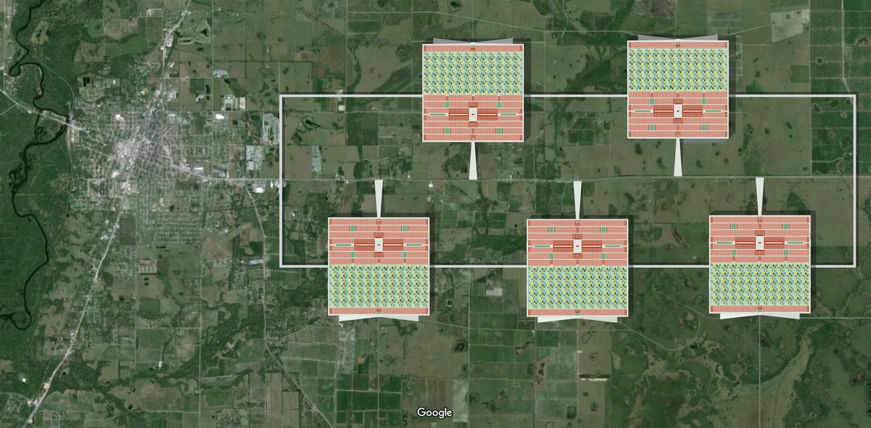 16-01 REFUGEE CAMP master plan