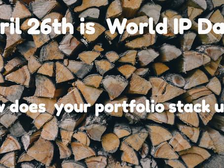 It's World IP Day. Where do you rank?