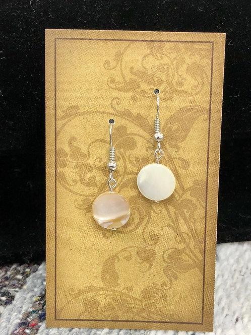 Small Shell Earrings
