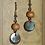 Thumbnail: Abalone & Wood Earrings