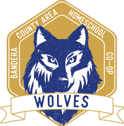 Wolves Mascot Filled