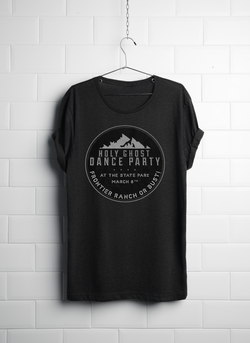Holy Ghost Dance Party Tshirt