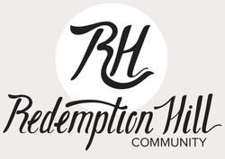 Redemption Hill Logo Type