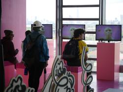 BA fine art degree show