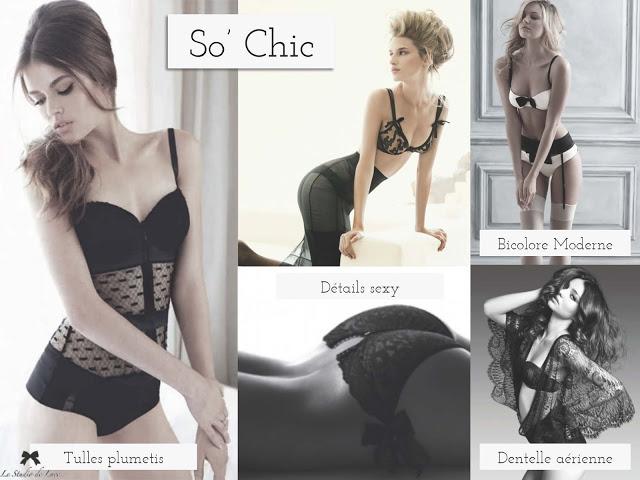 Seduction So'chic by studio de luce