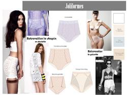 Shapewear-Joliformes by le studio de