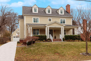 SOLD - 9627 CULVER ST., KENSINGTON, MD 20895