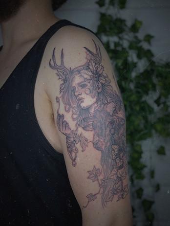 God of Winter