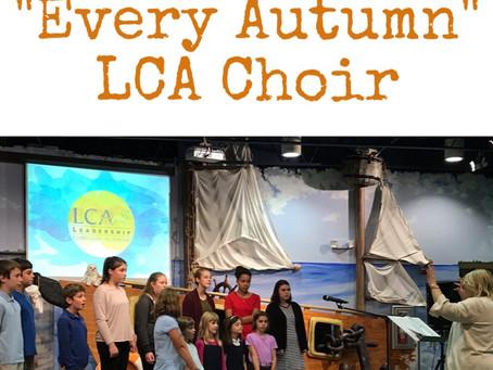 LCA Choir