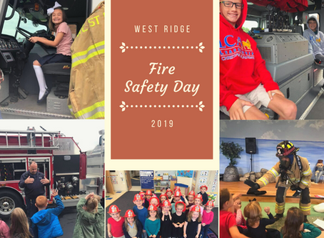 Fire Safety Day!
