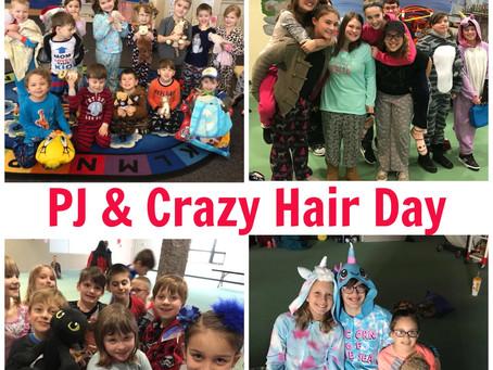 PJ, Crazy Hair & Service