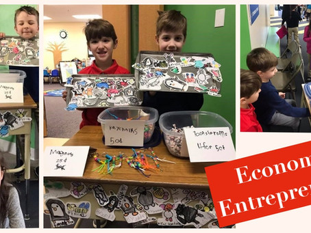 Exciting Economics & Entrepreneurship