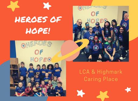 Heroes Of Hope