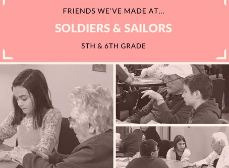 Honoring @ Soldiers & Sailors