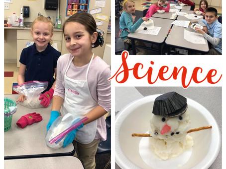Frozen Science